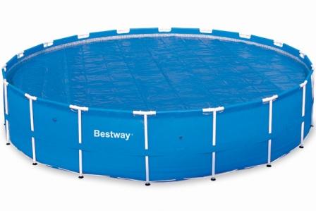 BESTWAY 58173 Solární plachta na bazén 5,49 m