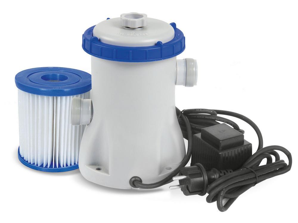 Kartušová filtrace Bestway včetně transformátoru na 12V 58381GS (úsporná filtrace)
