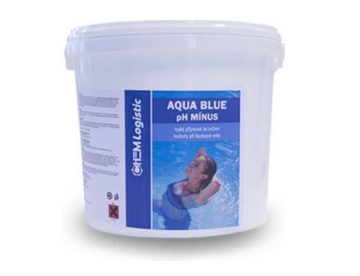 Bazénová chemie AQUA BLUE pH mínus 4,5 kg (CHEM APPLICATION Aqua Blue pH mínus 4,5 kg)
