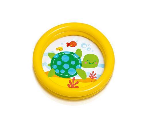 INTEX MY FIRST Bazén nafukovací dětský 61x15cm žlutá