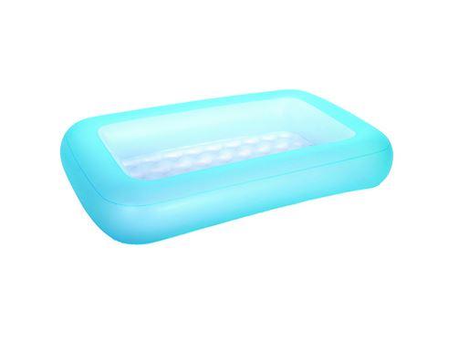 Bestway dětský nafukovací bazének 165x104x25 cm 51115 modrá