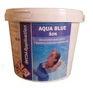 Bazénová chemie AQUA BLUE Chlor ŠOK 3kg