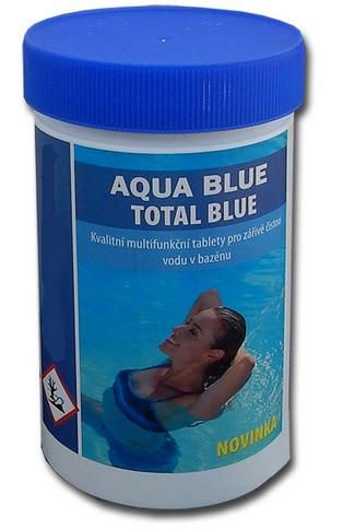 Bazénová chemie AQUA BLUE TOTAL 5v1/3kg