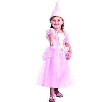 Dětský kostým - Růžová víla